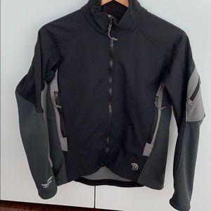 Windstopper soft shell jacket